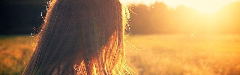 Oeuf et cheveux
