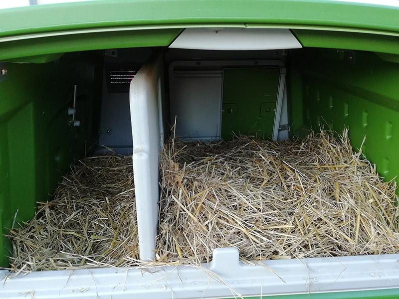 Porte automatique poulailler Omlet