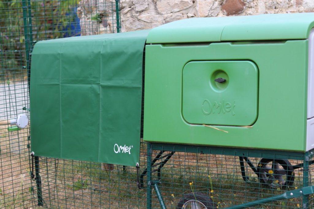 bache protection poulailler Omlet