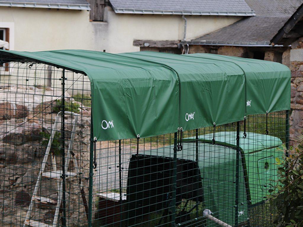 Bâche pour grand enclos Omlet