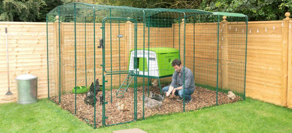 meilleurs enclos pour poules Grand Enclos