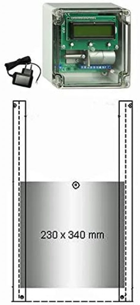 portes automatiques de poulailler JT-HK