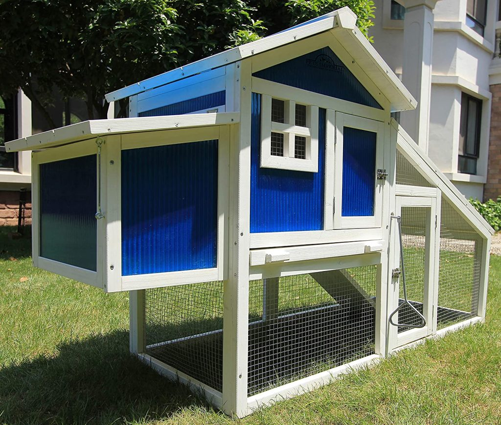 poulaillers mobiles Pets Impérial-Highgrove